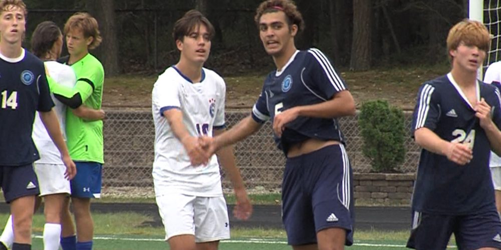 Watch Wednesday 9.22 JSZ Soccer Highlights