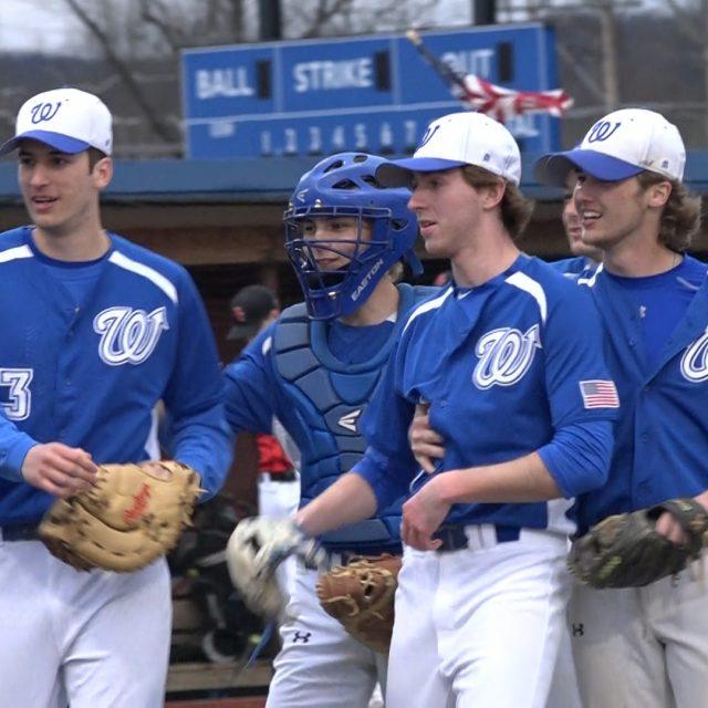 Watch JSZ Baseball Highlights from 4.16