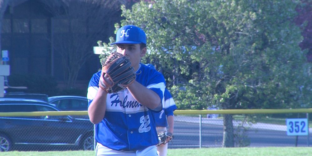 Holmdel gets first win on the diamond, knocks off previously unbeaten RFH