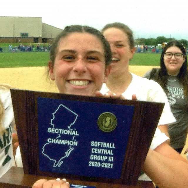 Metzger's 1-hitter propels Colts Neck to first sectional softball title