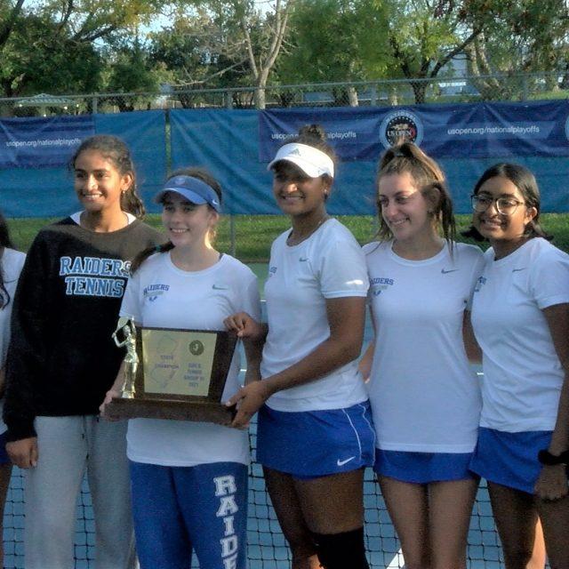 Scotch Plains-Fanwood wins first girls state tennis championship