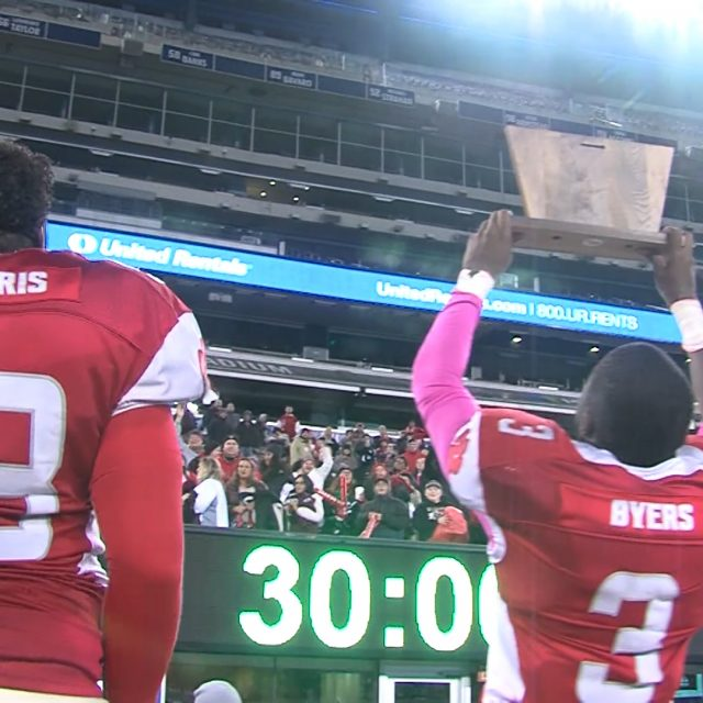 Watch JSZ Friday 11.30 NJSIAA State Football from MetLife!