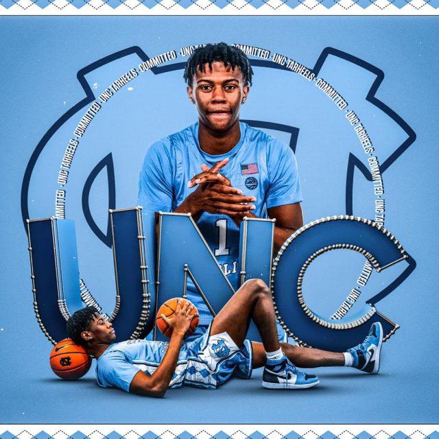 Five-Star Simeon Wilcher Commits to UNC!