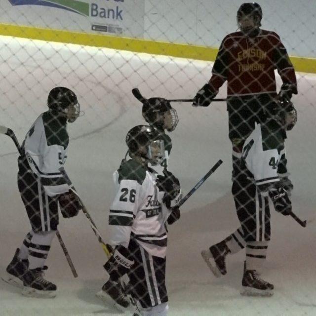Friday Night Ice! St. Joe's Metuchen gets monster win over Edison