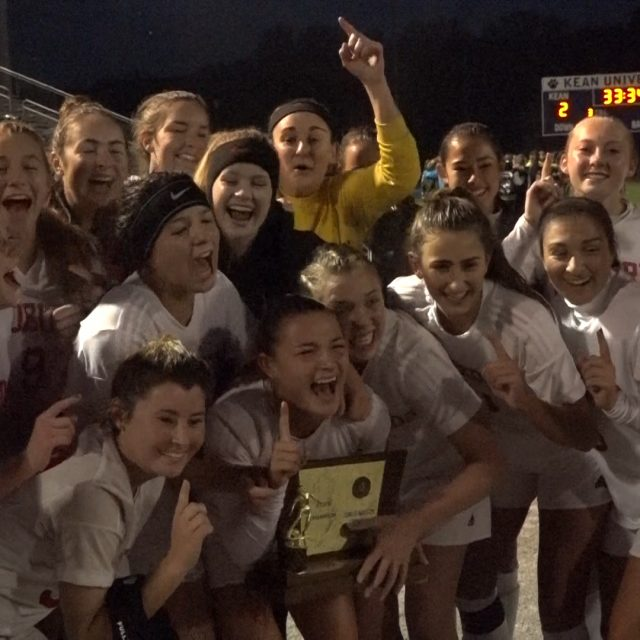 Seniors help Allentown Girls take home Group 3 State Title