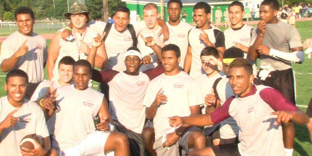 Matawan wins Shore 7 on 7 title