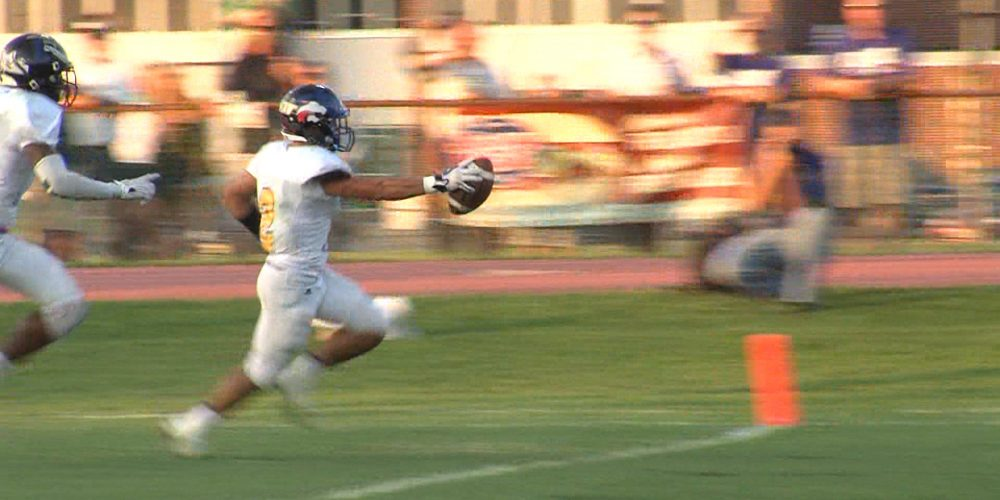 Ocean tops Monmouth 17-14 in Gridiron Classic
