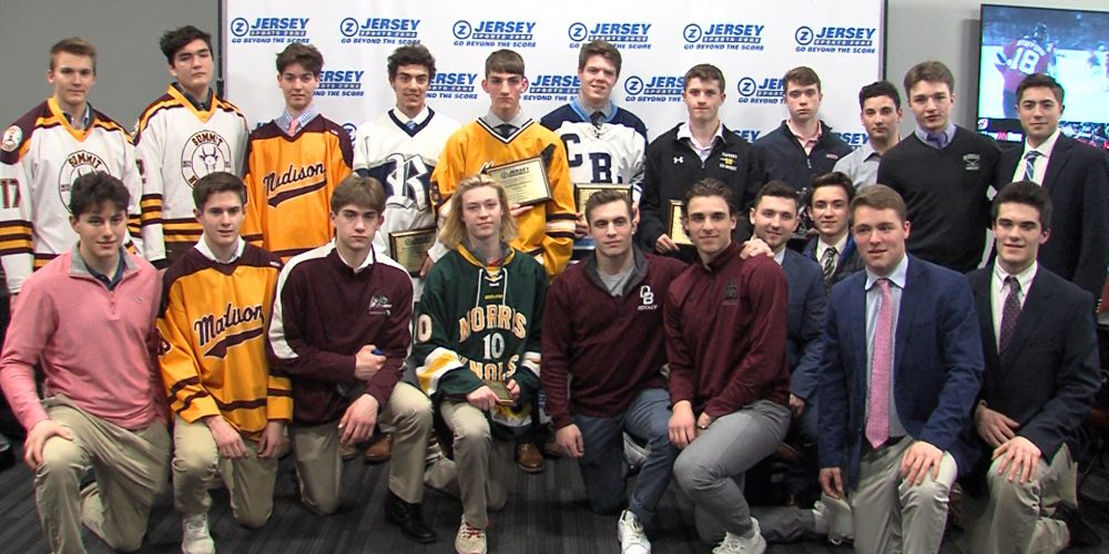 JSZ Honors All-State Hockey Team, Sedlak wins Player of the Year Honors