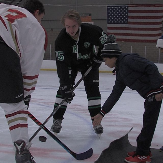 Arjun's Faceoff: Hillsborough Youngster Fighting Cancer With Hockey