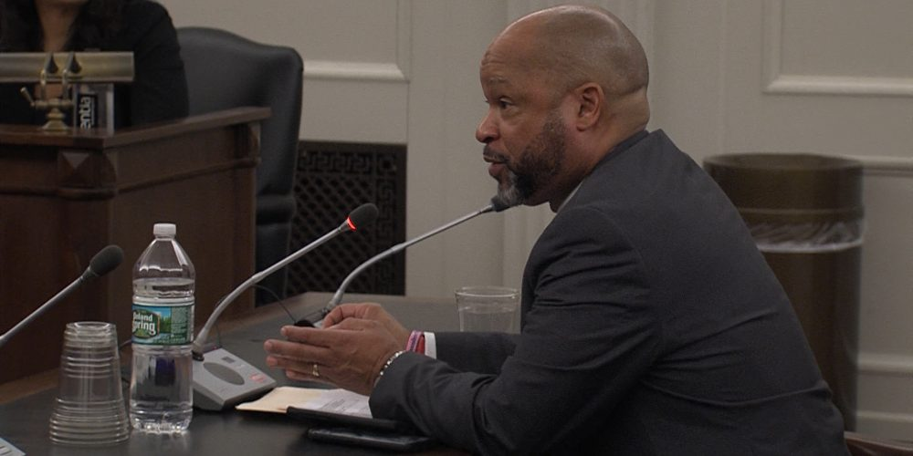 Assemblyman Wimberly Pushing for Increased Sensitivity Training in NJ Sports Programs