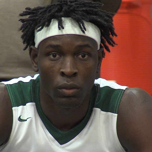 Recruiting Heating Up for Roselle Catholic 2020 Center Cliff Omoruyi