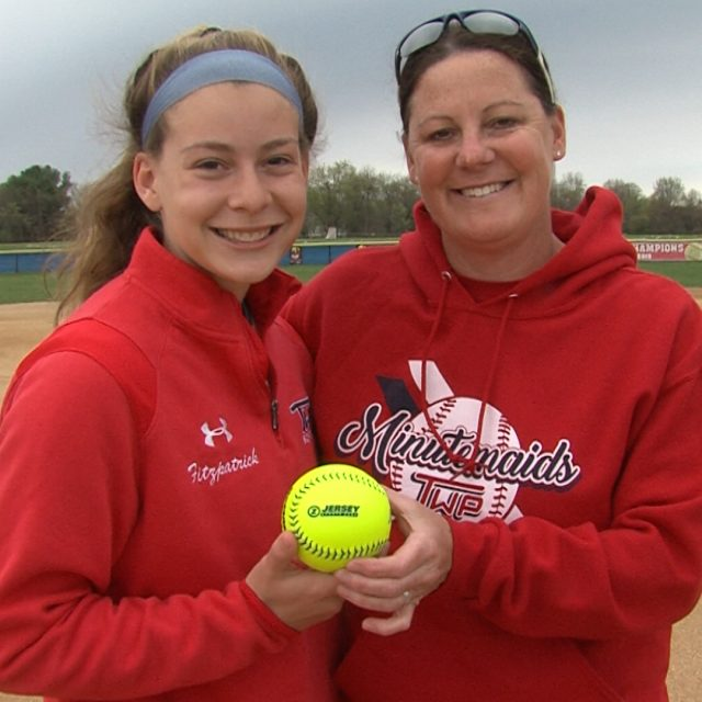 Morgan Fitzpatrick of Washington Twp. Wins NJM Insurance Week 2 Game Ball