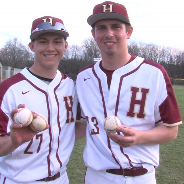 Watch Monday 4.8 JSZ Baseball Highlights