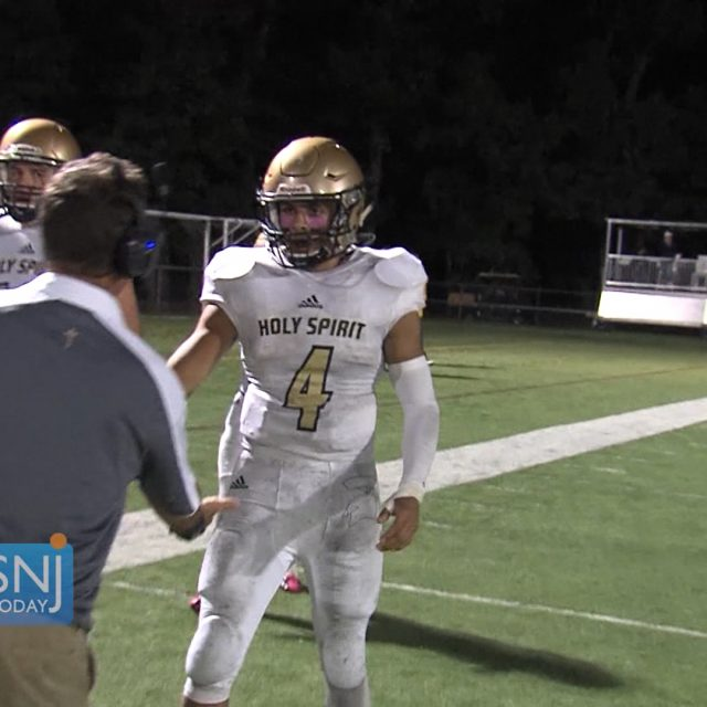 Watch Holy Spirit 22 St Augustine Prep 17 week 6 highlights