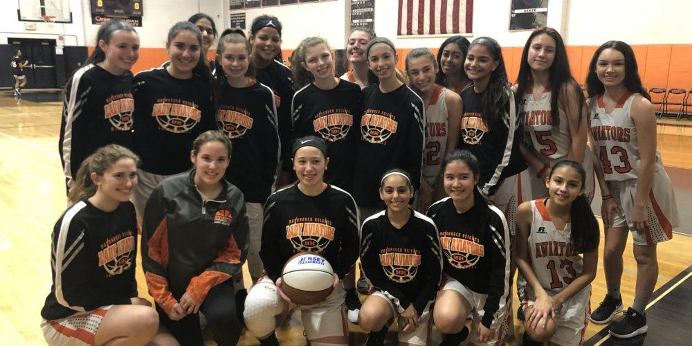 Kimmy Halpin Wins Week 2 North Jersey Game Ball | Hasbrouck Heights High School