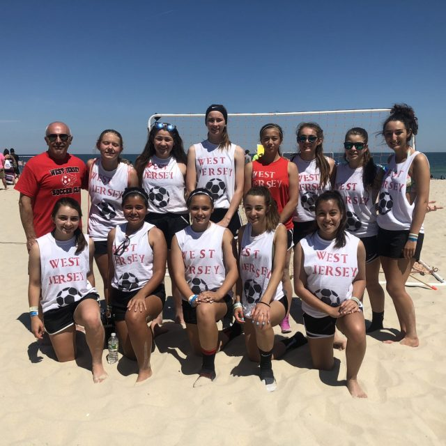 Seaside Heights Hosts the 8th Annual Soccer Sand Storm Tournament!