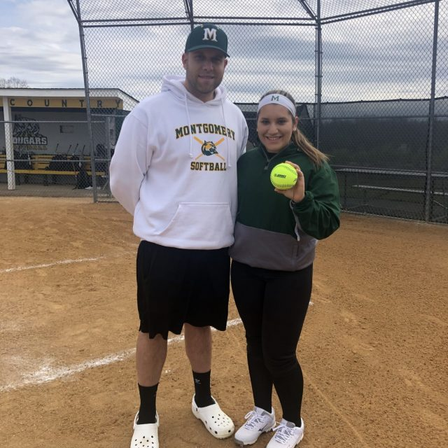 Montgomery's Tori Ferraiolo Wins North Jersey Game Ball!
