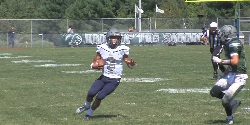 Watch Howell-Colts Neck Week 1 Highlights