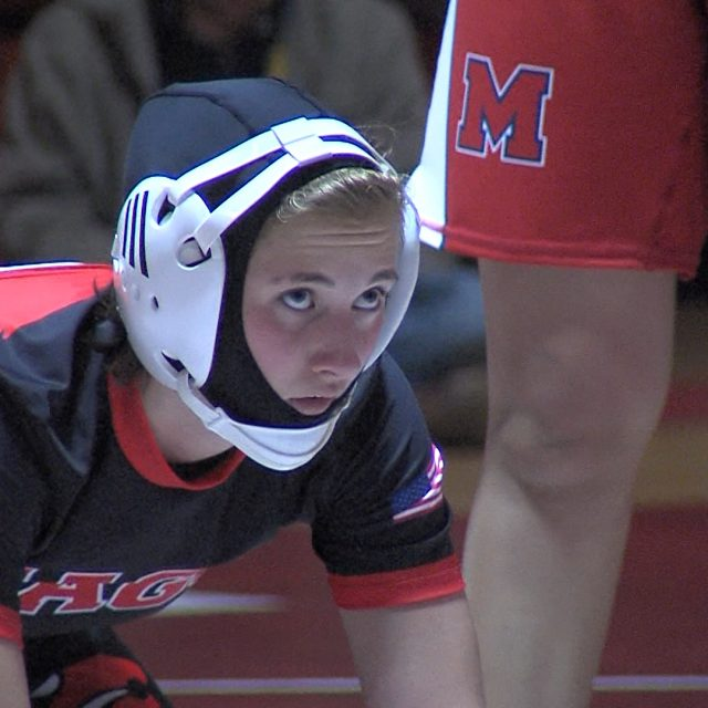 Excitement Galore After NJ's First-Ever Girls Wrestling Match