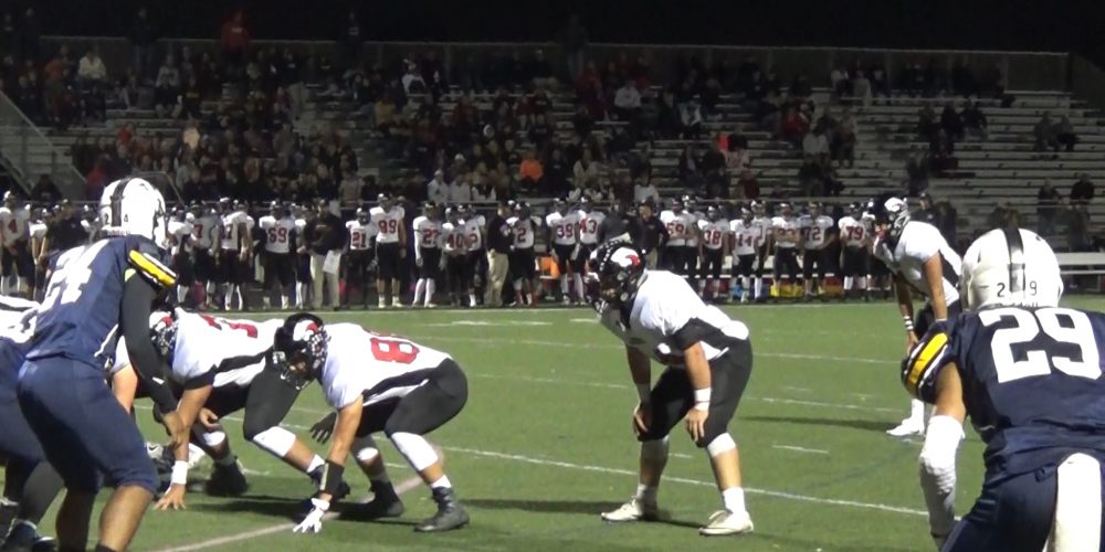 Watch Jackson Memorial 28 Toms River North 0 week 6 highlights