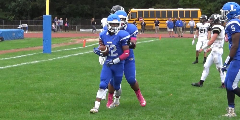 Watch Point Boro 35 Lakewood 28 week 6 highlights