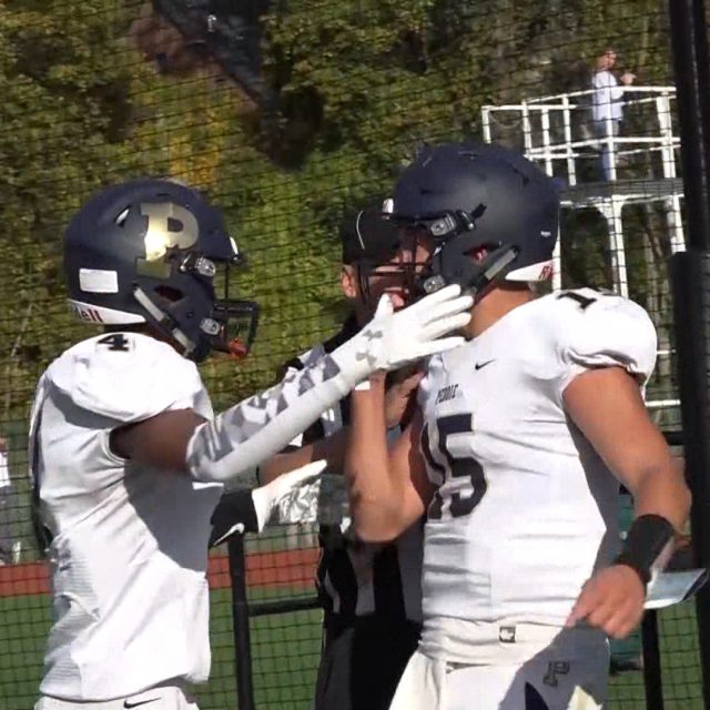 Watch Peddie 61 Hun 7 Week 8 highlights