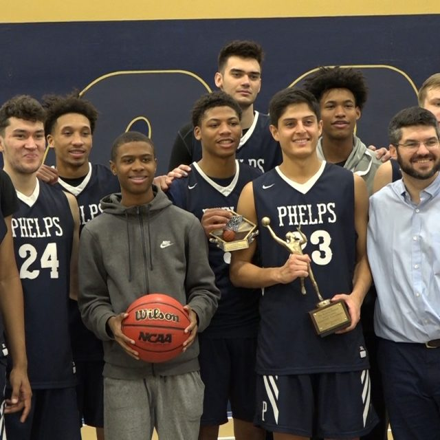 Malvern's Phelps School wins Peddie Invitational Tournament!
