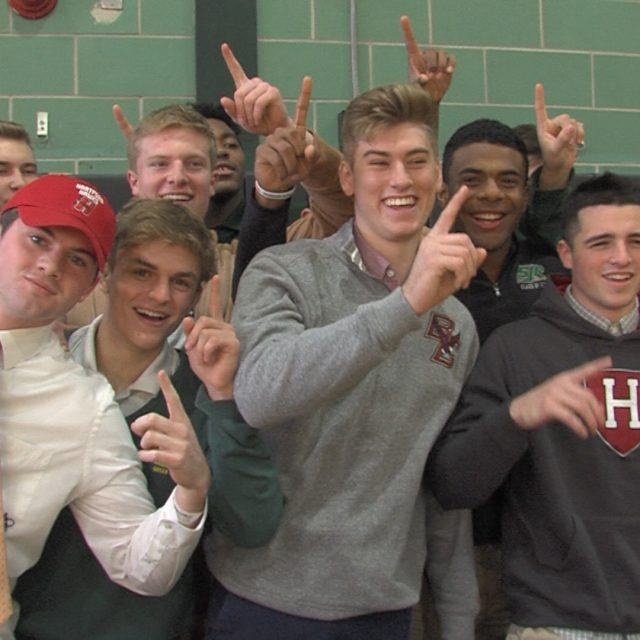 Top NJ Football Recruits Put Pen to Paper