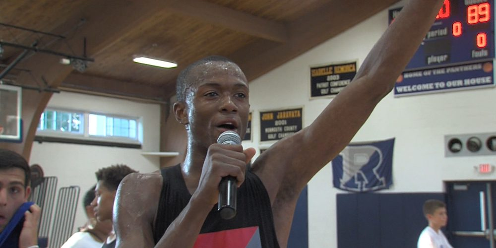 Ranney's Lewis hosts Hoops for Homeless