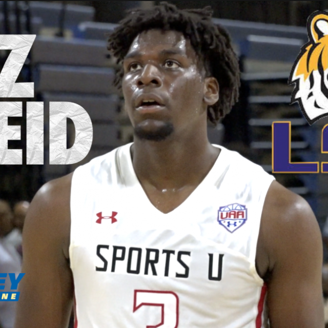 Naz Reid commits to LSU