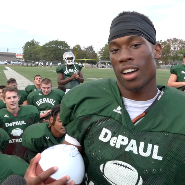 Ta'Quan Roberson Wins Alex's Week 1 Game Ball