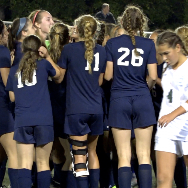 Wilson's Golden Goal Gives IHA 1-0 Win Over DePaul