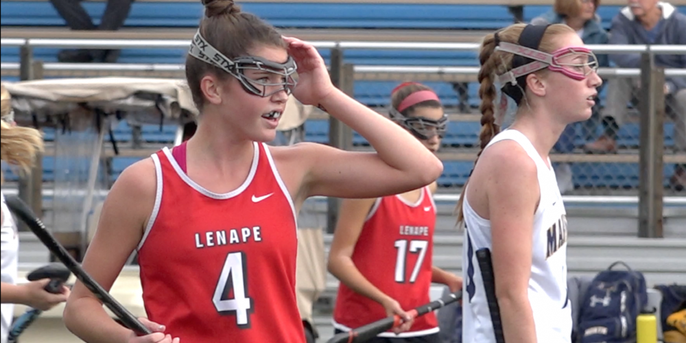 Lenape Knocks Off No. 1 Seeded Toms River North, Heads to Sectional Final – Watch Highlights