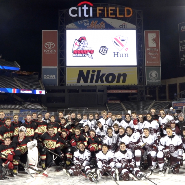 Top Ranked Ironmen Shine Bright at Citi Field, Watch Highlights of Don Bosco Prep vs Hun at The Winter Classic