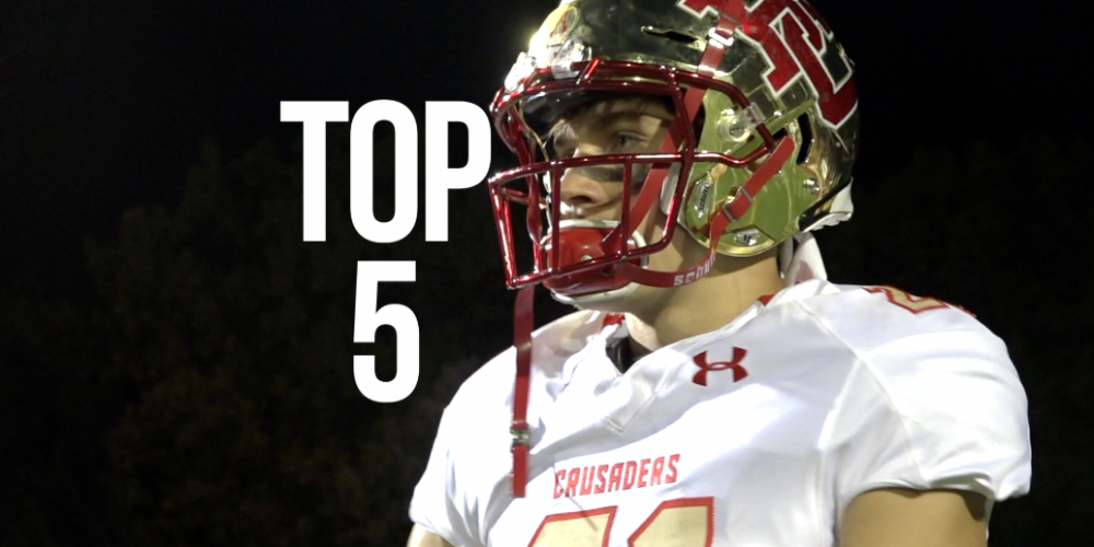 Top 5 Golden Moments of Bergen Catholic Football