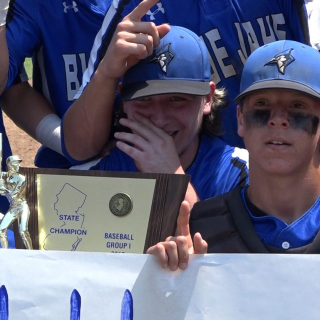 Watch 2018 Baseball State Final Highlights 6.9