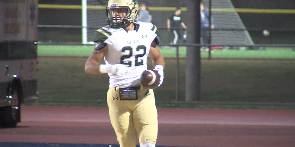 Tough choices for JSZ's Top Play from Week Four