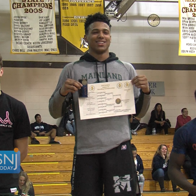 Road to Atlantic City begins: Watch District 31 Wrestling Highlights!