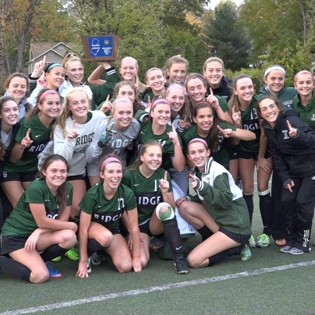 Ridge snaps Westfield winning streak in North 2 Group 4 Section Final