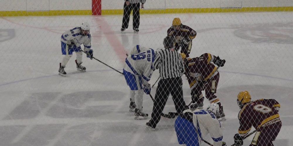 Seton Hall Prep wins third straight on the ice