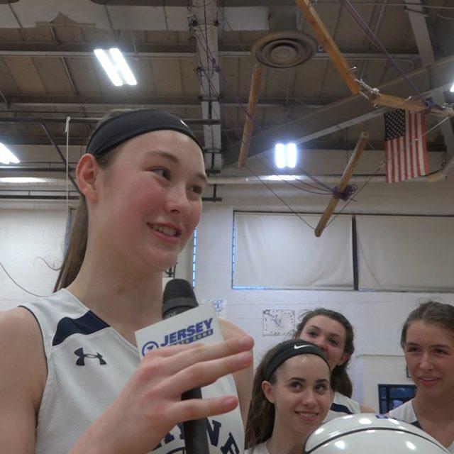 Stephanie LaGreca Wins Girls North Jersey Game Ball For Wayne Valley!